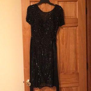 Evening dress!